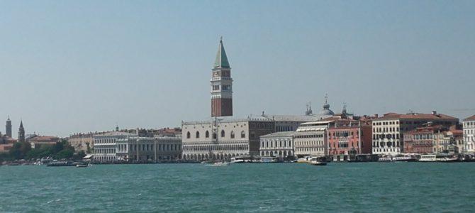 Tag 33: Von Lido di Jesole nach Venedig